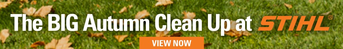 The Big Autumn Clean Up