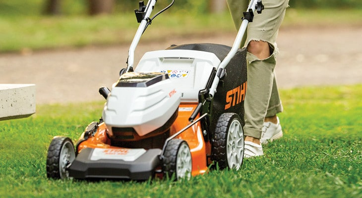 STIHL Battery mower