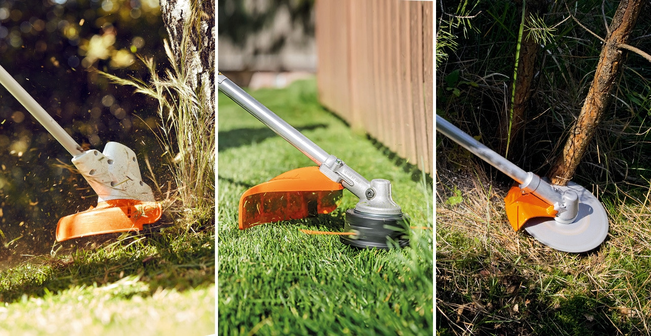 Grass Trimmer, Brushcutter or Clearing Saw? - STIHL Blog